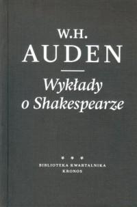 Wykłady o Shakespearze - okładka książki