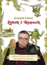 Żabek i Ropuch - pudełko audiobooku