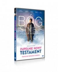 Zupełnie Nowy Testament - Wydawnictwo - okładka filmu