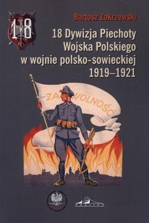 18 Dywizja Piechoty Wojska Polskiego - okładka książki