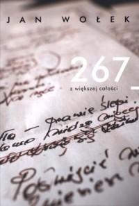 267 z większej całości - Jan Wołek - okładka książki