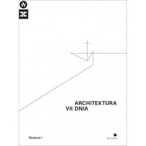 Architektura VII dnia - okładka książki