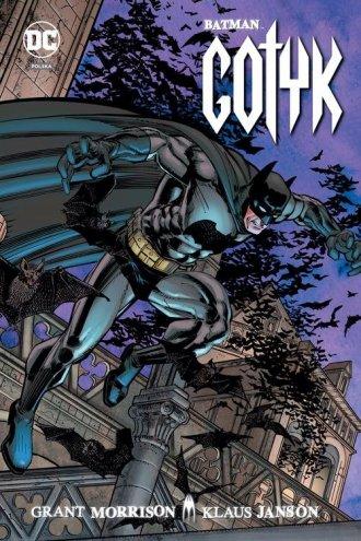 Batman. Gotyk - okładka książki