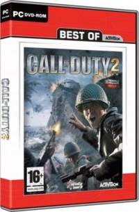 Call of Duty 2 (PC) - pudełko programu