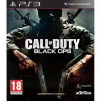 Call Of Duty. Black Ops (PS3) - - pudełko programu