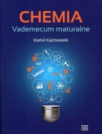Chemia. Vademecum maturalne - okładka podręcznika