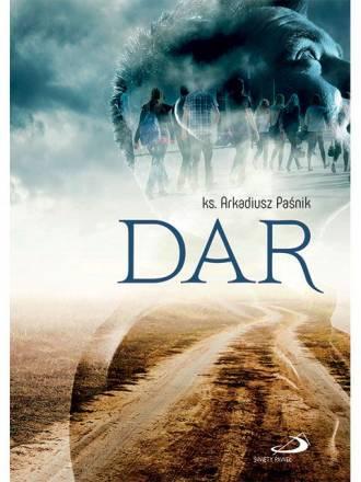 Dar - okładka książki