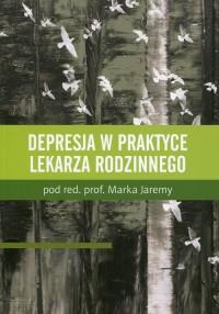 Depresja w praktyce lekarza rodzinnego - okładka książki