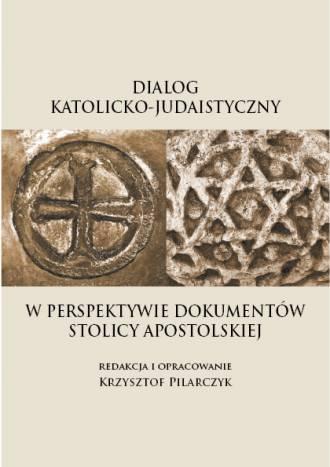 Dialog katolicko-judaistyczny w - okładka książki
