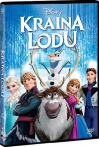 Kraina Lodu (DVD) - okładka filmu