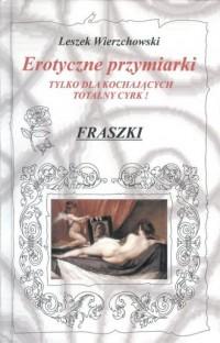 Erotyczne przymiarki tylko dla - okładka książki