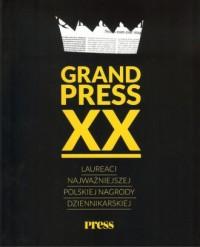 Grand Press XX - okładka książki