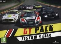 GT PACK. Zestaw 3 gier - Wydawnictwo - pudełko programu