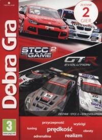 GTR Evolution + STCC 2 - Wydawnictwo - pudełko programu