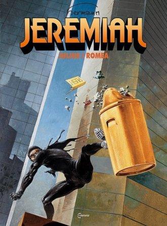 Jeremiah 12. Julius i Romea - okładka książki