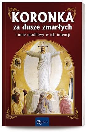 Koronka za dusze zmarłych i inne - okładka książki