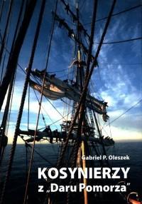 Kosynierzy z Daru Pomorza - okładka książki