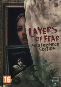Layers of Fear. Masterpiece Edition - pudełko programu