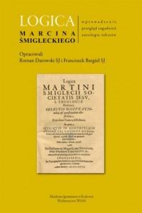 Logica Marcina śimgleckiego - okładka książki