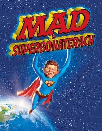 MAD o superbohaterach. Tom 2 - okładka książki