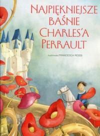 Najpiękniejsze baśnie Charlesa - okładka książki