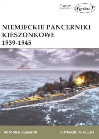 Niemieckie pancerniki kieszonkowe - okładka książki