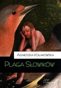 Plaga słowików - okładka książki