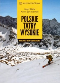 Polskie Tatry wysokie - Wydawnictwo - okładka książki