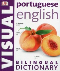 Portuguese-English. Bilingual Visual Dictionary - okładka książki