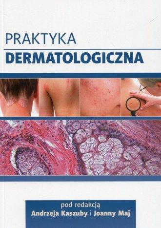 Praktyka dermatologiczna - okładka książki