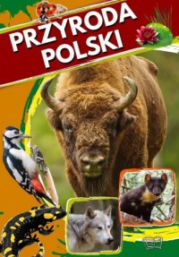 Przyroda Polski - okładka książki