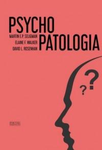 Psychopatologia - Martin E.P. Seligman - okładka książki