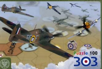 Puzzle 303 - zdjęcie zabawki, gry