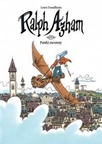 Ralph Azham 9. Punkt zwrotny - okładka książki