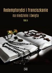 Redemptoryści i franciszkanie na - okładka książki