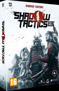 Shadow Tactics. Blades of the Shogun - pudełko programu