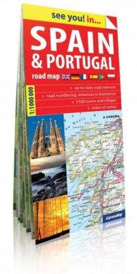 Spain and Portugal see you! in - okładka książki
