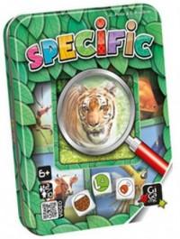Specific - zdjęcie zabawki, gry