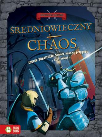 Średniowieczny chaos. Historyczne - okładka książki