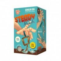 Steady Hands. Wspaniała gra imprezowa - zdjęcie zabawki, gry