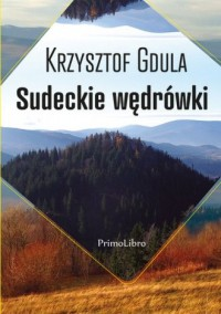 Sudeckie wędrówki - okładka książki