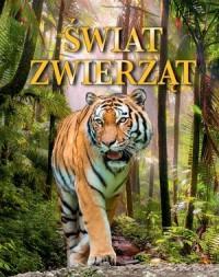 Świat zwierząt - Jean-Baptiste - okładka książki