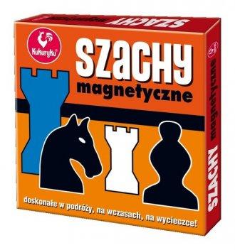 Szachy magnetyczne - zdjęcie zabawki, gry