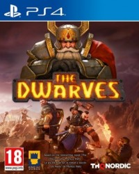 The Dwarves (PS4) - pudełko programu