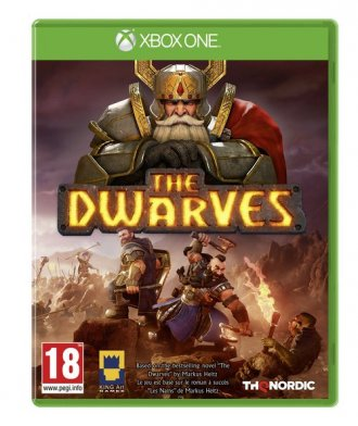 The Dwarves (XOne) - pudełko programu