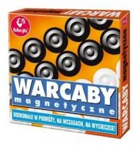 Warcaby magnetyczne - zdjęcie zabawki, gry
