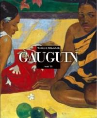 Wielcy malarze 10. Gauguin - okładka książki