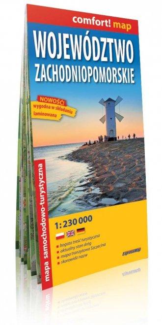 Województwo zachodniopomorskie - okładka książki