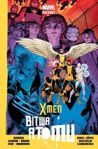 X-Men. Bitwa Atomu - okładka książki