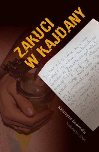 Zakuci w kajdany - okładka książki